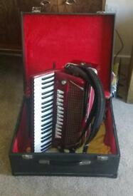 Excelsior Multi-Musette Accordion