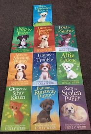 Holly Webb Book Collection