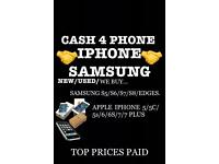 SAMSUNG / I PHONE TOP PRICES PAID