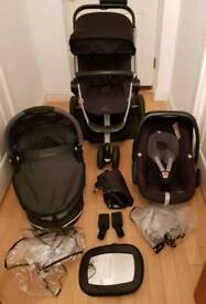 Quinny buzz xtra travel system pushchair