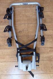 THULE HangOn 972 3 Bike Rack/Cycle Carrier - Tow Bar Mounted Brand new never used