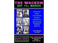 SATURDAY 11th MARCH - 60s 70s SOUL / REGGAE / MOTOWN / SKA with DOUBLE BARREL – WHITEHALL