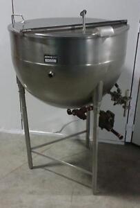 ESCAN METAL 60L Réservoir double paroi en acier inoxydable 60 gallons *AEVOS*