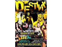 Live Wrestling