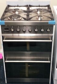 Smeg 60cm Dual Fuel Cooker Unused Graded New