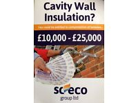 Do you have problems with your Cavity Wall ?