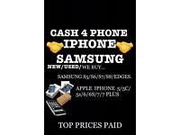 II BUY:: SAMSUNG S5/S6/S7 / I PHONES 5/6/7 TOP PRICES PAID