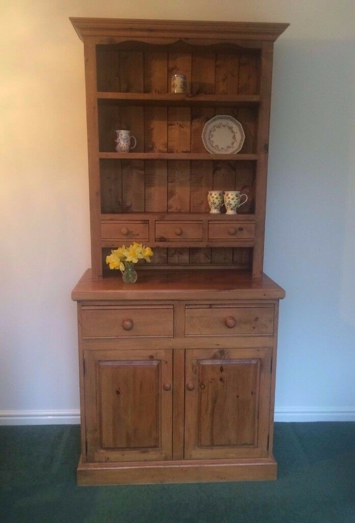 Perfect Condition - One of a Kind Handmade Reclaimed Pine Dresser