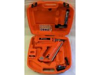 Paslode im350 first fix nail guns , stripped .cleaned and serviced ,with new charger