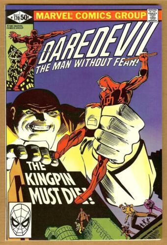 Daredevil #170 NM- Frank Miller