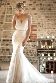 True Bride Wedding Dress W225 - UK12/14
