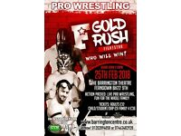 Fightstar: Pro Wrestling returns to Ferndown, Dorset
