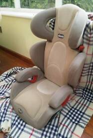 Adjustable, Beige Car Seat _ Chicco Key 23