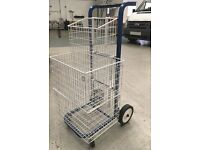 Office-style post trolley - good as new
