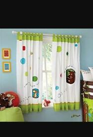 Gruffalo Curtains for Kids Room