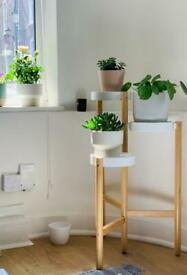 IKEA plant stand assembled £15 pick up in Hampstead