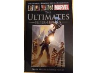 Marvel The Ultimates Super Human Graphic Novel (Hardback)