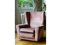 Wingback Fireside Armchair