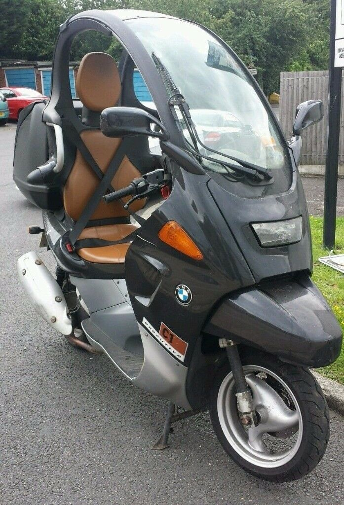 bmw c1 125 in harrow london gumtree. Black Bedroom Furniture Sets. Home Design Ideas