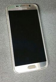 Samsung S6 - EE - Samsung Warranty - 32GB - Fully Working