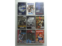 CLEARANCE - Classic rare Rap tapes - £6 Each [FREE UK POSTAGE]