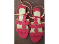 Size 6 faith sandals