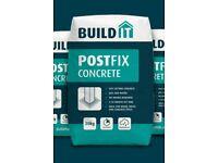 Postfix Concrete / Postmix/ Postcrete