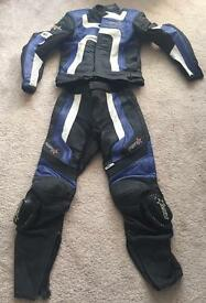 RST Motorcycle/Motorbike Leathers 2-Piece