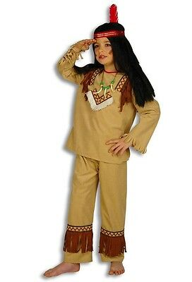 Fries 1960 Indianer Kostüm Kleiner Wolf Gr. 128