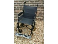 Lomax wheelchair