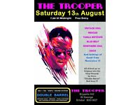 SATURDAY 13th AUGUST - 60s 70s SOUL / REGGAE / MOTOWN / SKA with DOUBLE BARREL - ST GEORGE