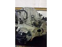2011 Renault 1.6 Petrol Gearbox (JR5-306)