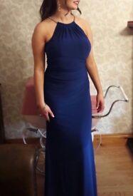Royal blue formal dress size 10/12