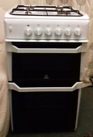 Indesit Slimline Gas Cooker