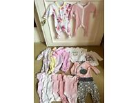 Baby bundle - size newborn