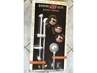 Shower force power shower elite new in box
