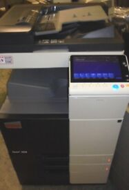 Develop+ ineo 308 Colour Photocopier / Network Printer and Fax 13k
