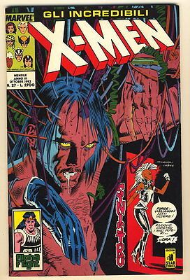 X-MEN N. 27 SINISTRO MARVEL STAR COMICS 1992