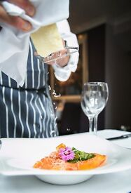 Sasso Restaurant Part Time Weekend Waiting Job for Friday and Saturday Evenings