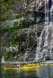 Kayak & Hiking in the Norwegian Fjords