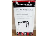 JAMSTANDS BY ULTIMATE SUPPORT MULTI-PURPOSE EXTENDABLE MIXER/KEYBOARD STAND JS-MPS1