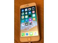 Rose Gold iPhone 7 - 128gb