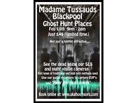 Madame Tussauds Ghost tickets