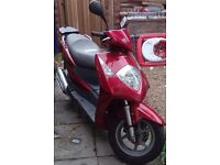 Honda SES DYLAN 125 ( PES, PS, SH, PCX, INNOVA, LEAD, ANF, 125, Delivery)