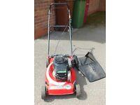 Lawn Mower Laser Mountfield 42 cm Cut Good Working Order