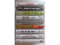 RARE Rap tapes in Near Mint condition - £10 Each