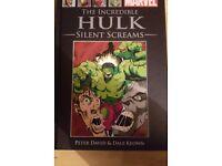 Marvel Incredible Hulk Silent Screams Graphic Novel (Hardback)