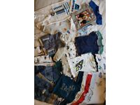 6 - 9 months baby boys clothes
