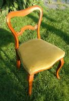 Victorian parlour or side chair from England    $70