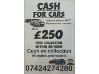 Scrap cars Nottingham/scrap